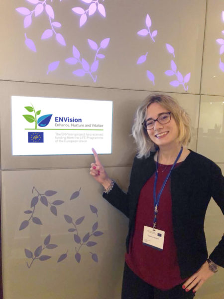 LIFE ENVISION participates at Bruxelles Welcome meeting