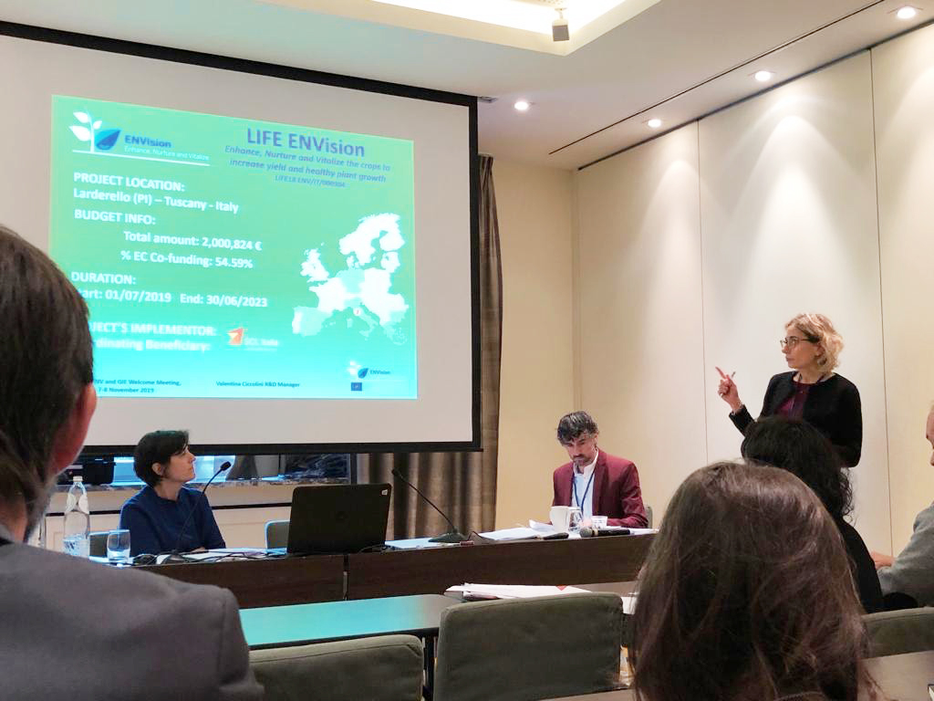 Bruxelles 2019 ENV Air and Health Welcvome meeting