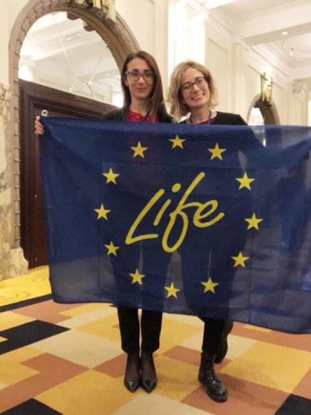 Bruxelles, LIFE ENVISION at ENV Air and Health