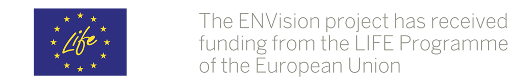 ENVision project funded by European Life Programme