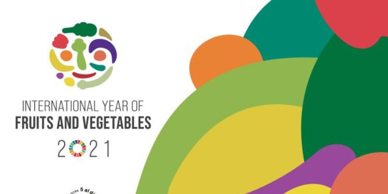 year of fruits and vegetables